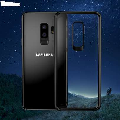 Samsung Galaxy S9/S9 Plus TPU+PC Fashion Luxury Transparent Back Ultra thin Shockproof Case