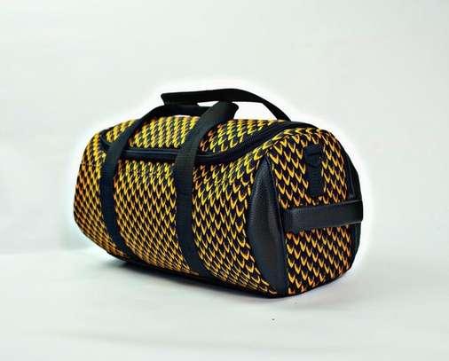 Traveling tribal bag pack image 5