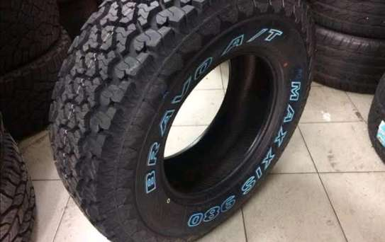 265/70R17 maxxis tyres