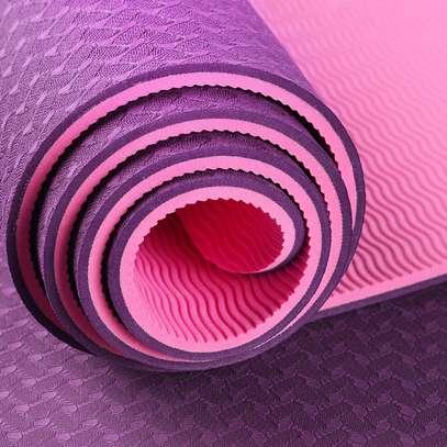 elegant beautiful yoga matts image 5