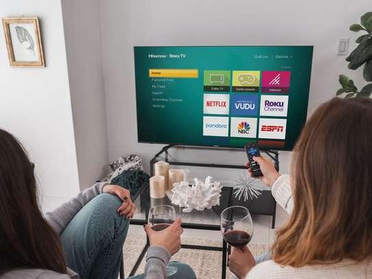 "Hisense 58""  SMART TV image 1"