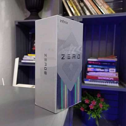 Infinix Zero 8 brand new and sealed in a shop. image 1