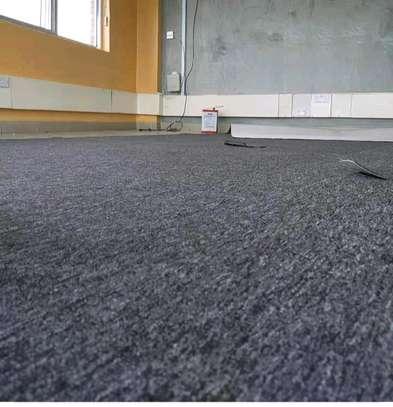 Standard wall to wall carpet