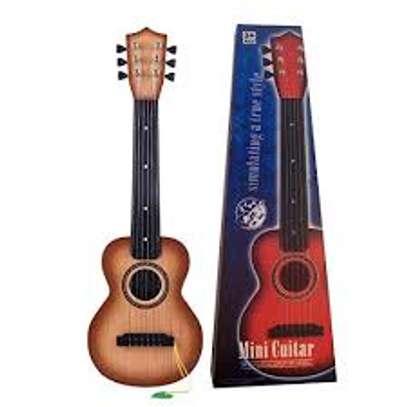 Medium Size Acoustic Guitar Toy Children/Kids Beginner image 1