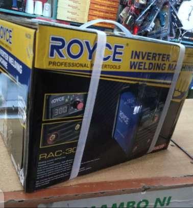 RAC-300 inverter welding machine image 1