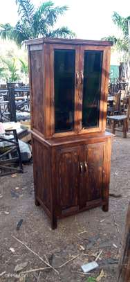 Wooden selv image 1