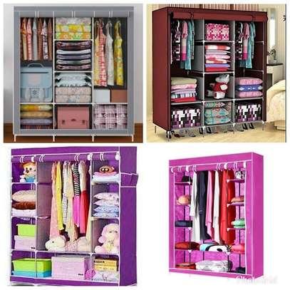 multipurpose portable wardrobes image 1