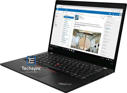 Lenovo Thinkpad X390 Core i5 10th Gen image 1