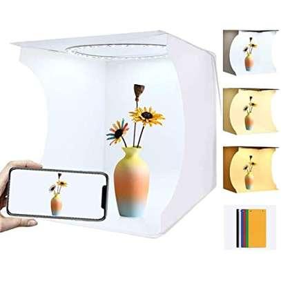 Folding Lightbox Photography Photo Studio image 1