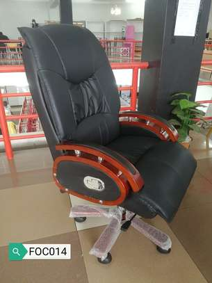 Office Chair: Executive Recliner image 1