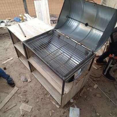 Meat grills image 1