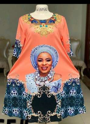 Dress/AFRICAN image 6
