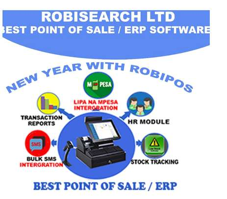 POS -advanced Point Of Sale System (POS) image 1