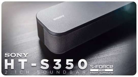 sony soundbar system ht-s350 320w 2.1-channel. image 3