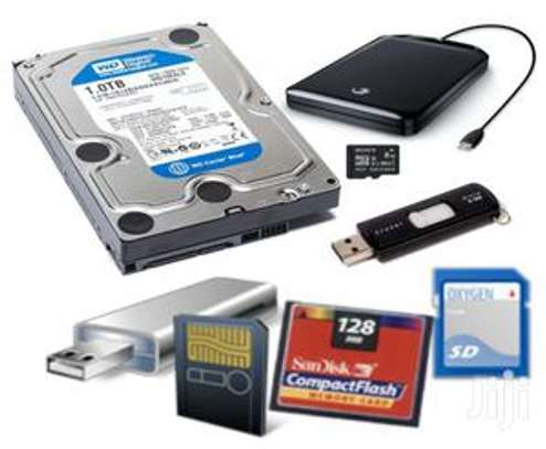 DATA RECOVERY image 1