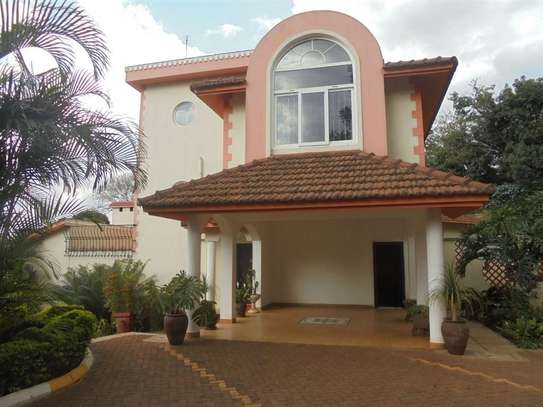 4 bedroom house for rent in Thigiri image 3