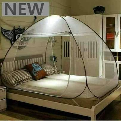 Canopy tent nets