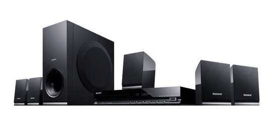 Sony DAV TZ140 DVD Home Theater System