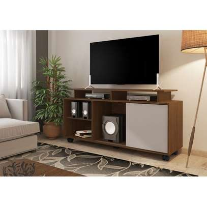 AVILA TV STAND RACK ( Colibri ) - TV Space up to 55 inches - TORONTO HIGH GLOSS image 4