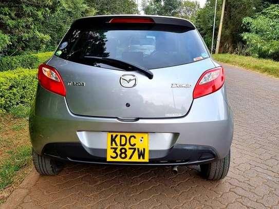 KDC Registered  Mazda Demio smart edition    1300cc image 3