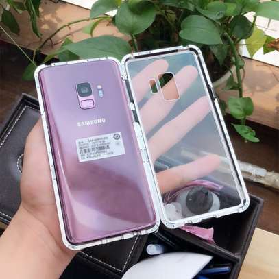Magnetic Luxury Absorption Cases For Samsung S9 S9 Plus image 4
