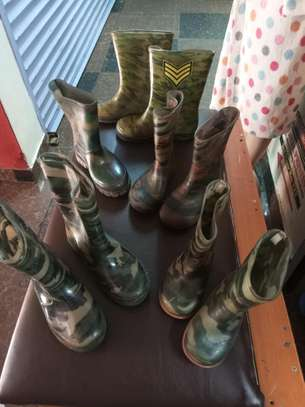 Kids quality wellies/gumboots image 10