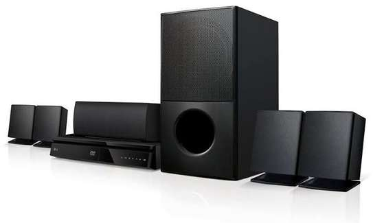 LG LHD627 Home Theatre - 5.1 Channel, 1000W, Satellite, Bluetooth Product by LG image 1