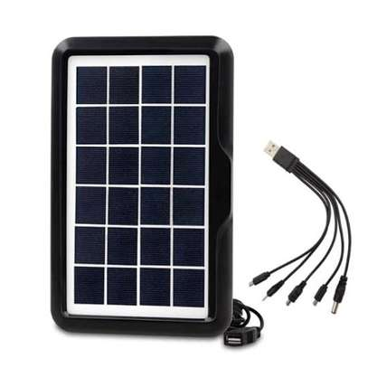 Solar Panel USB phone charger image 1