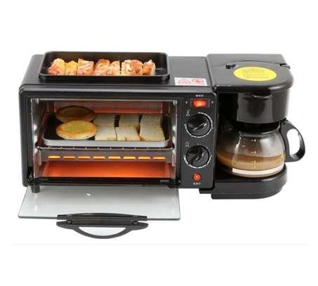 combined in one breakfast machine image 1