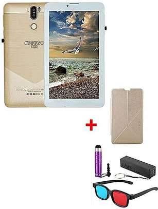Atouch A7 Plus Kids Tablet 7 1GB RAM –16GB ROM Wi-Fi - 4G (Single SIM) - Black