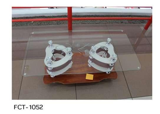 Glass-top Coffee Table image 7