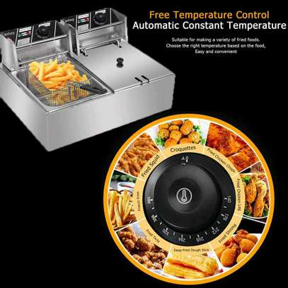12L commercial deep fryer image 5