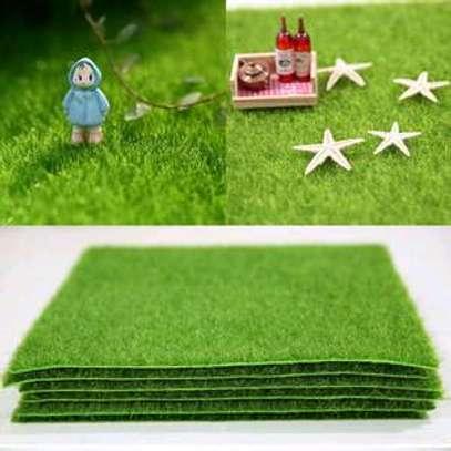 Artificial grass carpets image 2
