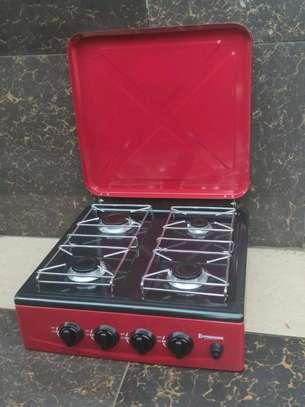 PREMIER 4 gas table top burner image 1