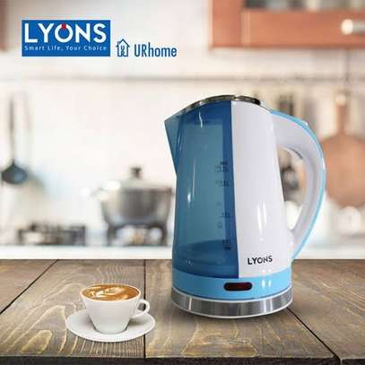 Lyons electric kettle image 1