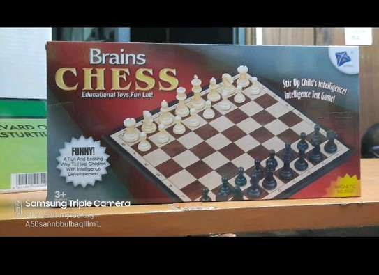 Brain Chess Board image 1