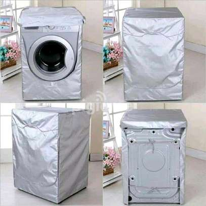 Front load washing machine cover image 2