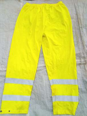 reflective waterproof trouser image 4