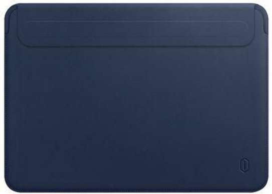 WIWU Skin Pro II 13 Inch Ultra-thin PU Leather Protective Case Forbook Air-Blue image 2