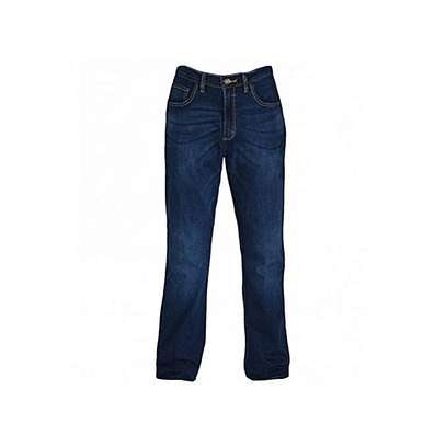 Blue Mens Denim Pants image 1