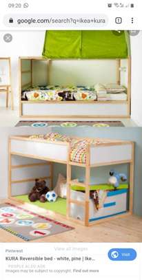 IKEA Twin Beds with Matrasses