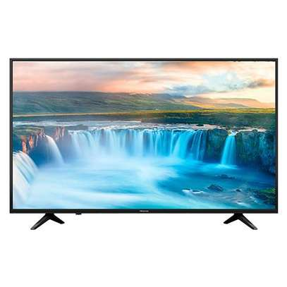 40 inch skyview  smart Android  Warrantied TV image 1