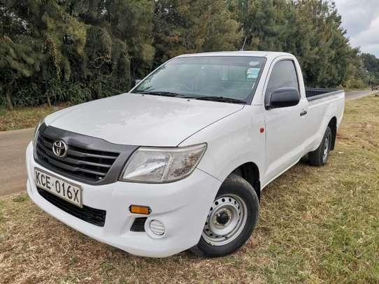 Toyota Hilux 2.5 D-4D image 8