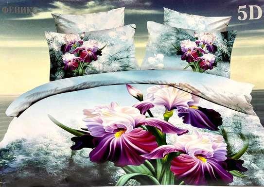 Woollen Floral Heavy Duty Duvet sets Bed comforters image 1