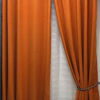 PLAIN SHEERS AND CURTAINS PER METER image 6