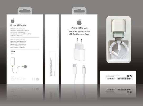IPHONE 12 /12PRO /12PRO MAX 2pin adapter image 1