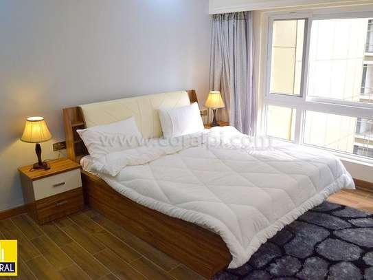 Furnished 3 bedroom apartment for rent in Kilimani image 12