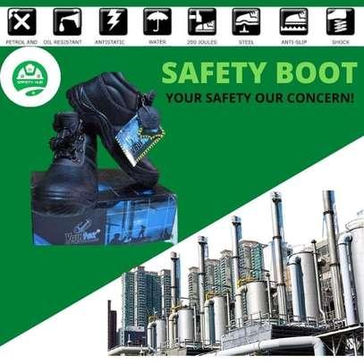 Vaultex Safety Boot Kenya image 1