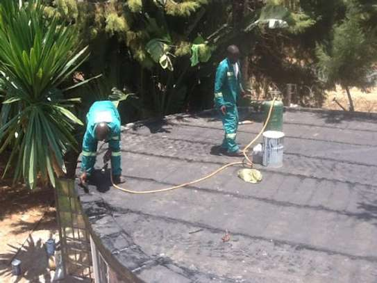 Affordable low cost roofing roof repair services /Best Roof Repair & Maintenance Specialists in Nairobi image 11