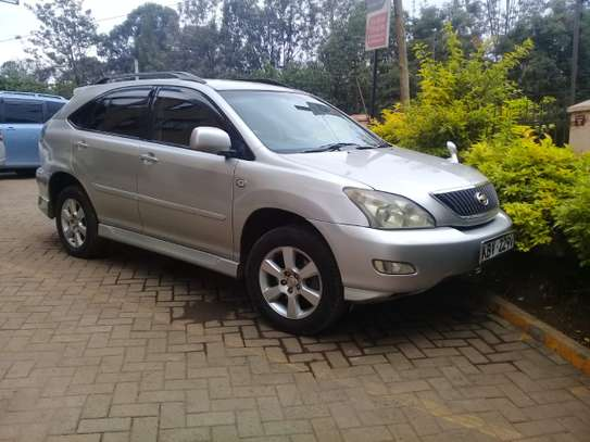 Toyota Harrier for Hire